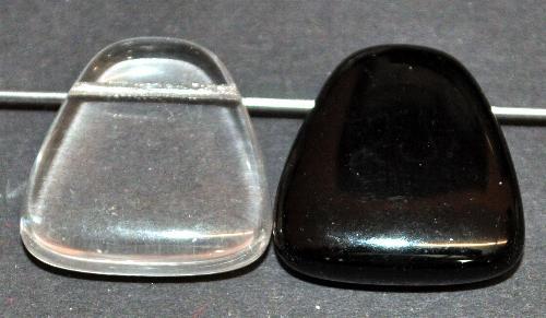 Best.Nr.:s-0077  Glasperle,  Farbmix,  hergestellt in Gablonz / Tschechien
