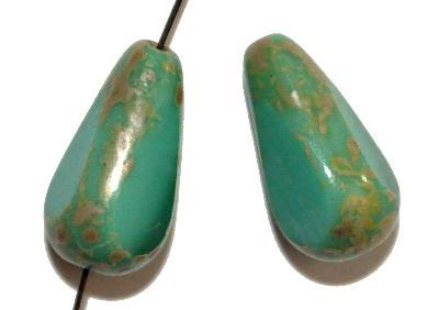 Best.Nr.:26033  geschliffene Glasperlen,  Multi Cut Beads,  mit picasso finish, hergestellt in Gablonz / Tschechien