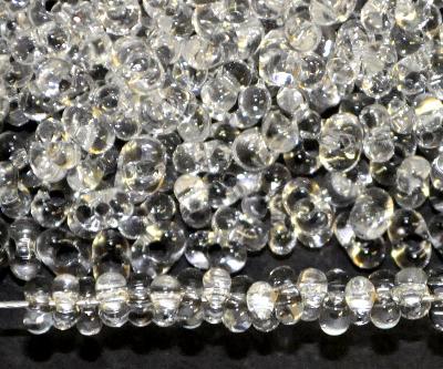 Best.Nr.:00848 Farfalle Rocailles von Preciosa Tschechien kristall