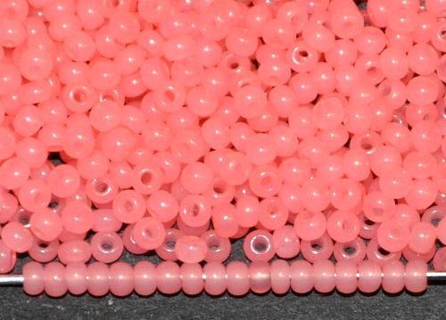 Best.Nr.:05026 Rocailles von Ornella Preciosa Tschechien, alabaster rosa