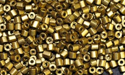 Best.Nr.:19319 Schnittperlen von Preciosa Ornella Tschechien,  metallic,