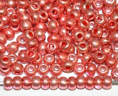 Best.Nr.:07009 Rocailles von Ornella Preciosa Tschechien, kupferfarben