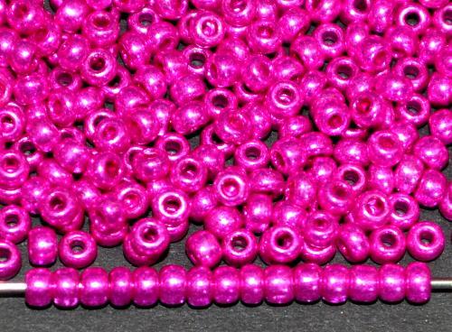 Best.Nr.:07029 Rocailles von Ornella Preciosa Tschechien,  violett pink