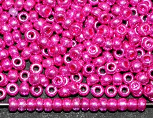 Best.Nr.:07031 Rocailles von Ornella Preciosa Tschechien,  violett pink