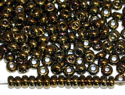 Best.Nr.:07054 Rocailles von Ornella Preciosa Tschechien, metallic matt