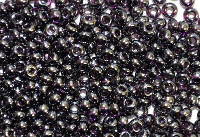 Best.Nr.:09054 Rocailles von Ornella Preciosa Tschechien, violett transp. /schimmernd (lüster)