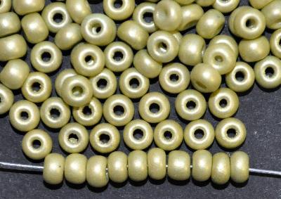 Best.Nr.:00901 Rocailles von Ornella Preciosa Tschechien,  mattiert (frostet)