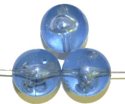 Best.Nr.:63369 Kunststoffperlen rund,  1960/70 in Gablonz/Böhmen hergestellt
