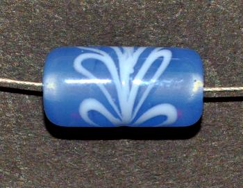 Best.Nr.:45106 Glasperlen / Lampenperle, handgefertigt in einer kleinen Manufaktur bei Gablonz /Böhme