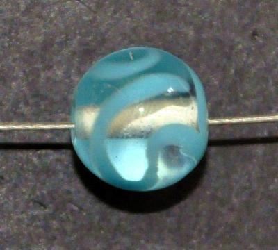 Best.Nr.:45166 hochwertige, handgefertigte Lampenperle aus Gablonz/Böhmen, um 1960 hergestellt