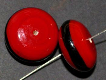 Best.Nr.:45095 hochwertige Lampenperle handgefertigt in einer kleinen Manufaktur in Gablonz /Böhmen