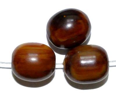 Best.Nr.:63193 Bakelit Perlen, 1940/50 in Gablonz/Böhmen hergestellt