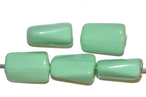 Best.Nr.:49453 Glasperlen mint opak, hergestellt in Gablonz Tschechien