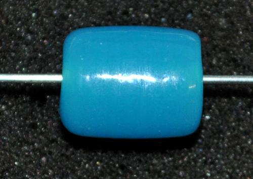 Best.Nr.:64140 handgefertigte Lampenperle alabasterblau