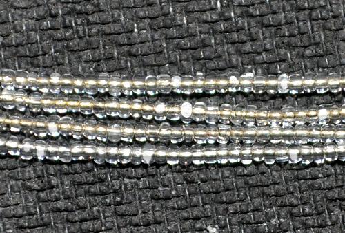 Best.Nr.:77048 Cut Rocailles / Charlottes (angeschliffene Rocailles) von Ornella/Preciosa Tschechien  kristall