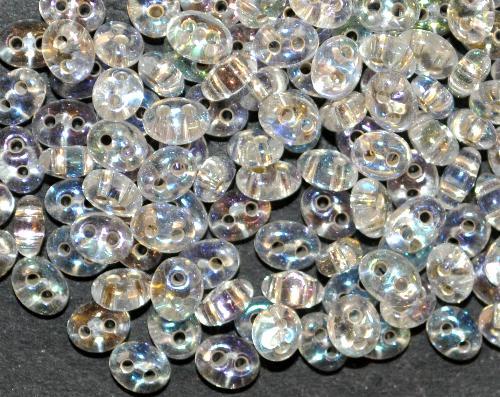 Best.Nr.:78018 Twin Beads von Ornella Preciosa Tschechien kristall mit AB