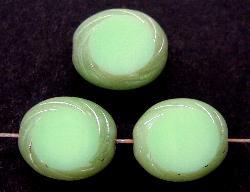 Best.Nr.:67445 Glasperlen / Table Cut Beads geschliffen mit Lüster