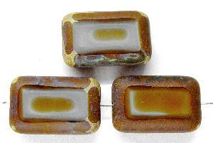 Best.Nr.:67565 Glasperlen / Table Cut Beads geschliffen