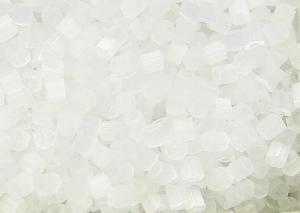Best.Nr.:16006 Schnittperlen Satinglas weiß, hergestellt von Ornella Preciosa Tschechien,