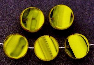 Best.Nr.:67440 Glasperlen / Table Cut Beads geschliffen