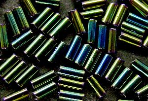Best.Nr.:21047 Schtiftperlen hergestellt von Preciosa Ornella Tschechien, metallic