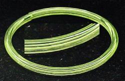 Best.Nr.:63082 Glasreifen ( bangeles ) Mit feinem Fadendecor um 1930 in Gablonz/Böhmen hergestellt