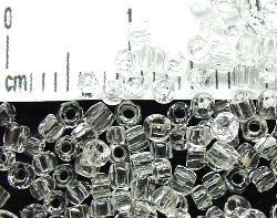 Best.Nr.:18006 3-Cutbeads von Ornella Preciosa Tschechien kristall