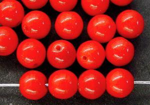 Best.Nr.:22417 Glasperlen rot