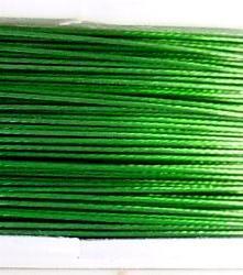 Best.Nr.:36039 Edelstahldraht  nylonummantelt, grün