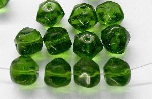 Best.Nr.:41039 Glasperlen grün