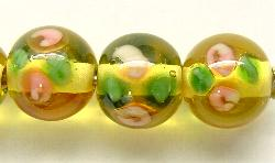 Best.Nr.:45-4748 handgefertigte Lampenperle  aus den Böhmischen Glashütten