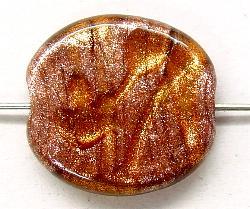Best.Nr.:45-5078 handgefertigte Lampenperle aus den Böhmischen Glashütten