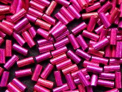 Best.Nr.:21060 Stiftperlen metallic pink, von Preciosa Tschechien