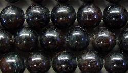 Best.Nr.:65-5316/6 Halbedelsteinperlen aus China Black Labradorite
