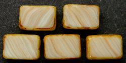 Best.Nr.:67004 Glasperlen / Table Cut Beads  geschliffen