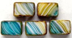 Best.Nr.:67031 Glasperlen / Table Cut Beads  geschliffen