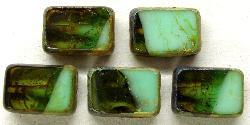 Best.Nr.:67030 Glasperlen / Table Cut Beads  geschliffen