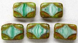 Best.Nr.:67033  Glasperlen / Table Cut Beads  geschliffen