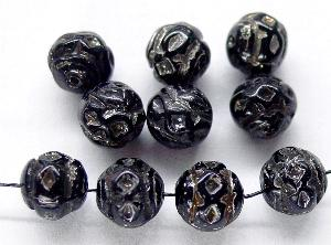 Best.Nr.:63378 Glasperlen aus Gablonz/Böhmen 1920/30 hergestellt