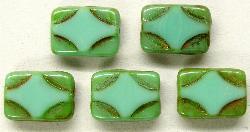 Best.Nr.:67032 Glasperlen / Table Cut Beads  geschliffen