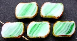Best.Nr.:67029 Glasperlen / Table Cut Beads  geschliffen