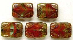 Best.Nr.:67026  Glasperlen / Table Cut Beads  geschliffen