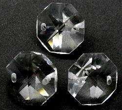 Best.Nr.:60-5945  geschliffener kristall Lüstersteine  um 1960 in Gablonz/Böhmen hergestellt