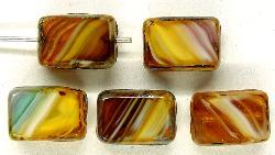 Best.Nr.:67040 Glasperlen / Table Cut Beads  geschliffen
