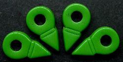Best.Nr.:63181 Glasperlen aus Gablonz/Böhmen 1920/30 hergestellt  Trade Beads (Talhakimt) für den Afrikahandel, vor allem mit den Tuareg