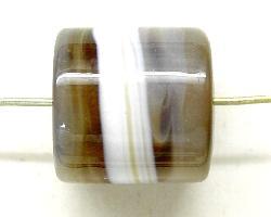 Best.Nr.:45024 Lampenperle  in den 1960/1970 Jahren in Gablonz/Böhmen von Hand gefertigt
