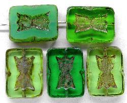 Best.Nr.:67134 Glasperlen / Table Cut Beads  geschliffen