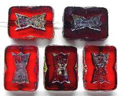 Best.Nr.:67132 Glasperlen / Table Cut Beads  geschliffen