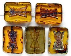 Best.Nr.:67127 Glasperlen / Table Cut Beads  geschliffen