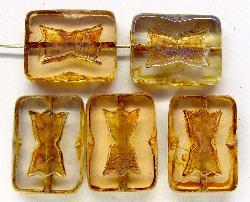 Best.Nr.:67131  Glasperlen / Table Cut Beads  geschliffen